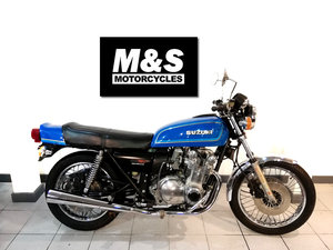 Picture of 1978 Suzuki GS750 SOLD