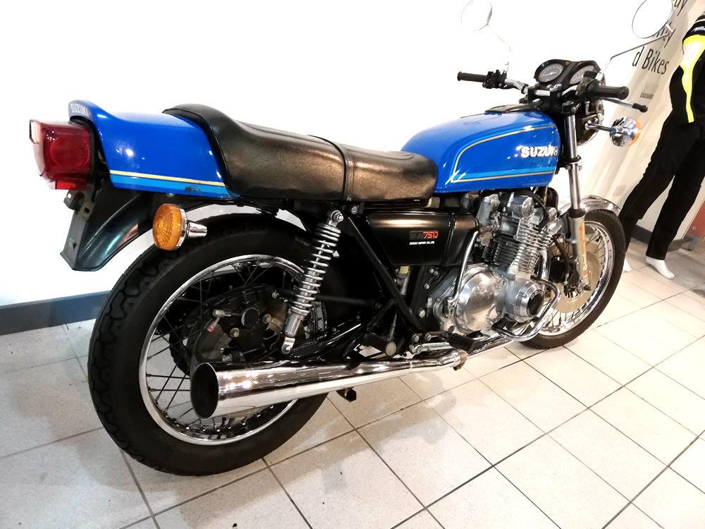 1978 Suzuki GS750 SOLD (picture 3 of 6)