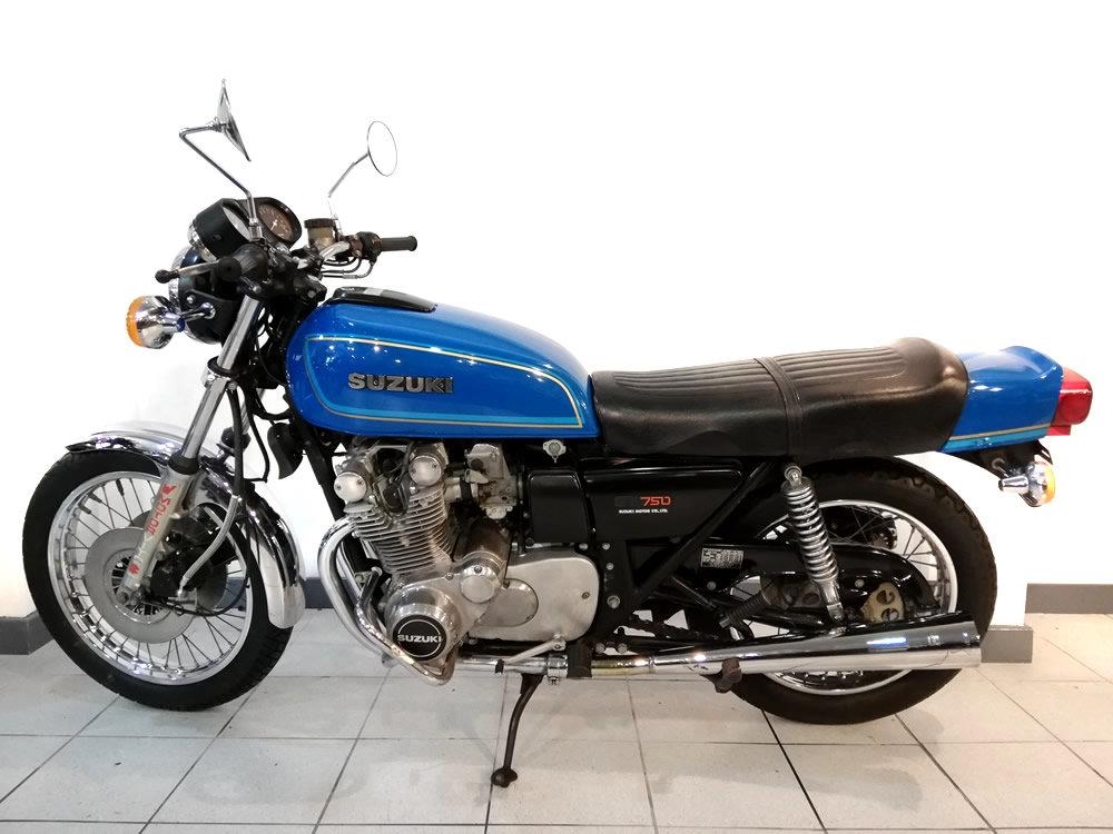 1978 Suzuki GS750 SOLD (picture 6 of 6)