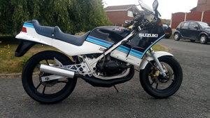 Suzuki RG250  MK2 the best available