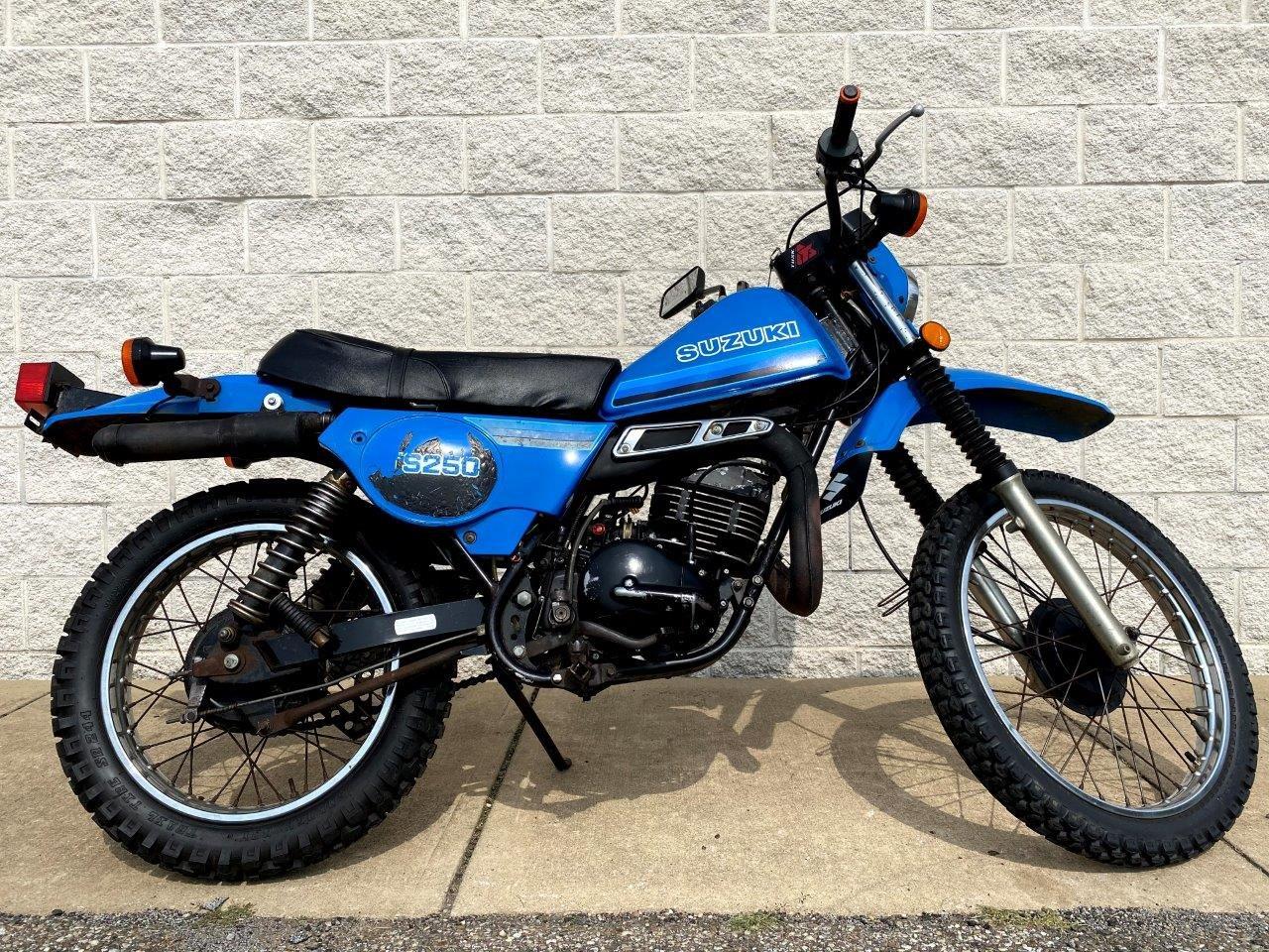 1981 Suzuki TS250 For Sale (picture 1 of 6)