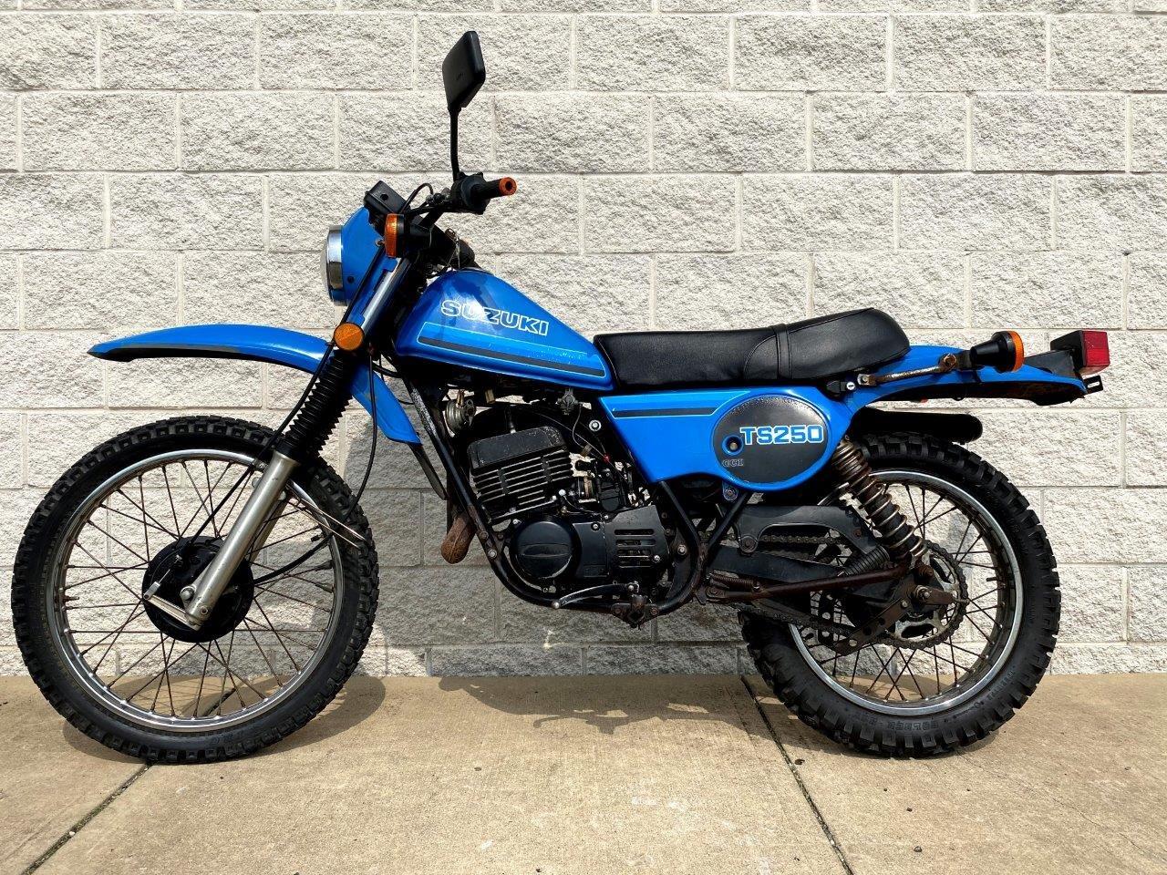 1981 Suzuki TS250 For Sale (picture 2 of 6)