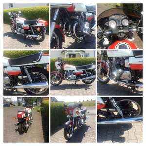 Low mileage, all original GS1000 S Wes Cooley
