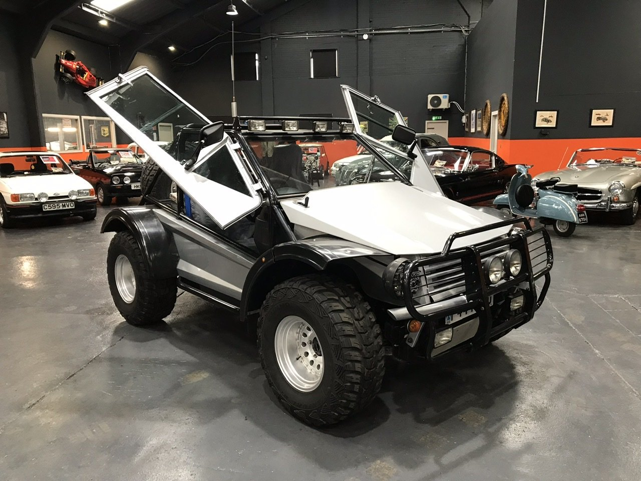 1996 Suzuki Outbak buggy immaculate and very rare For Sale (picture 1 of 6)