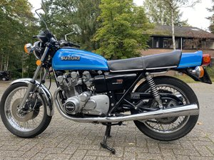 Beautiful Suzuki GS750