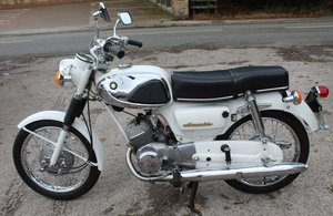 Picture of 1966 966 Suzuki S32-2 150 cc Twin With Electric Start  For Sale