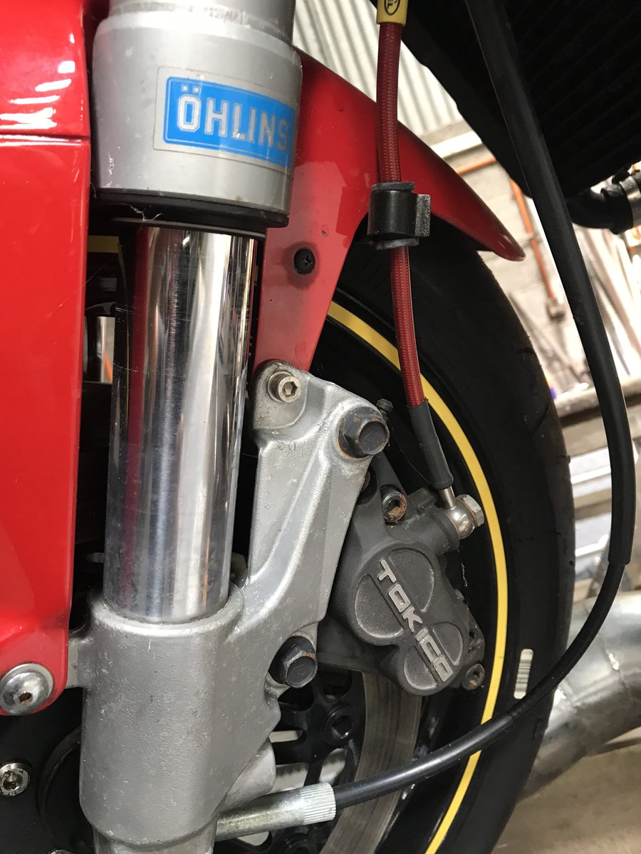 1992 RGV250 UNIQUE EXAMPLE For Sale (picture 2 of 6)