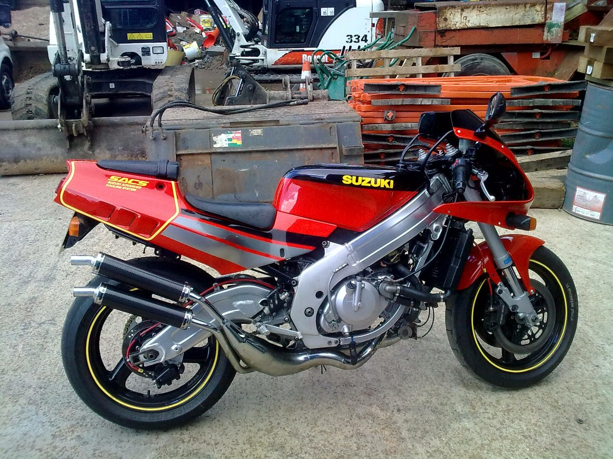 1992 RGV250 UNIQUE EXAMPLE For Sale (picture 1 of 6)