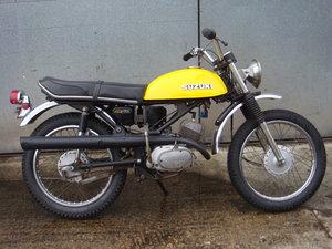 Suzuki TC120 Trail Cat - 1971 - Project Bike - £1495