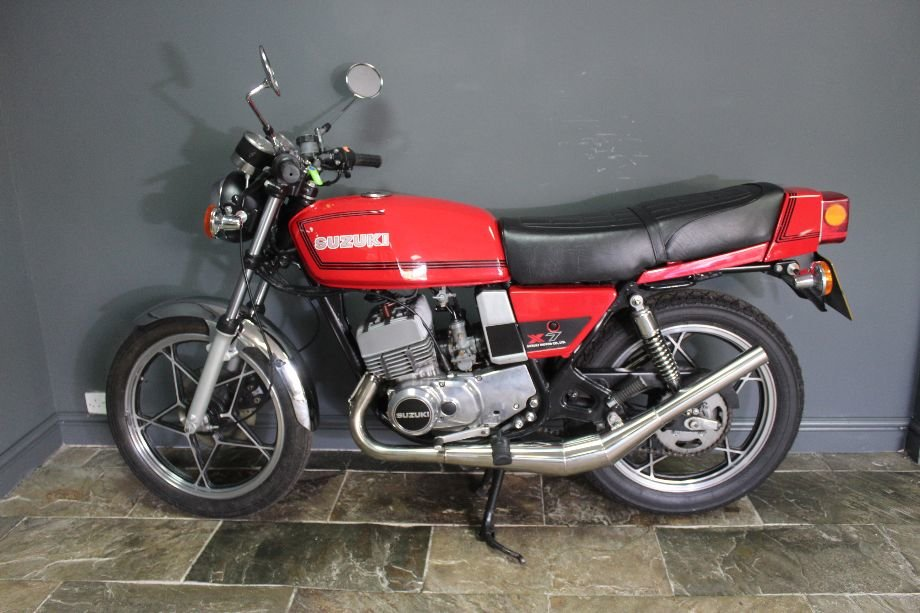 1981 Suzuki X7 250 cc Two Stroke Twin SUPERB  For Sale (picture 4 of 6)