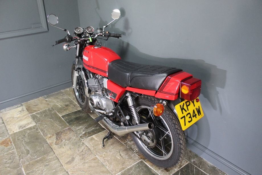 1981 Suzuki X7 250 cc Two Stroke Twin SUPERB  For Sale (picture 6 of 6)