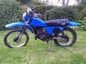 Classic Suzuki TS125 Spares or Repair Project