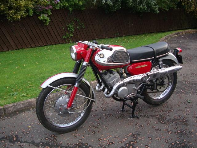1967 1966 Suzuki Super Six For Sale (picture 1 of 6)