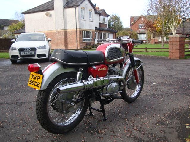 1967 1966 Suzuki Super Six For Sale (picture 3 of 6)