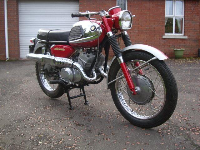 1967 1966 Suzuki Super Six For Sale (picture 4 of 6)
