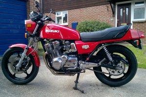 Picture of 1981 Suzuki GSX750EX  - £3250