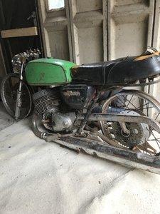 Suzuki Gt500 Project
