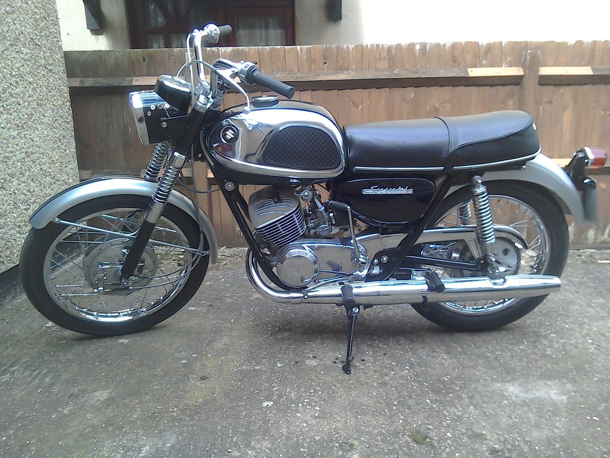 1966 Suzuki Super Six SOLD (picture 1 of 6)