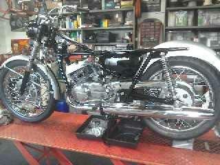 1966 Suzuki Super Six SOLD (picture 5 of 6)