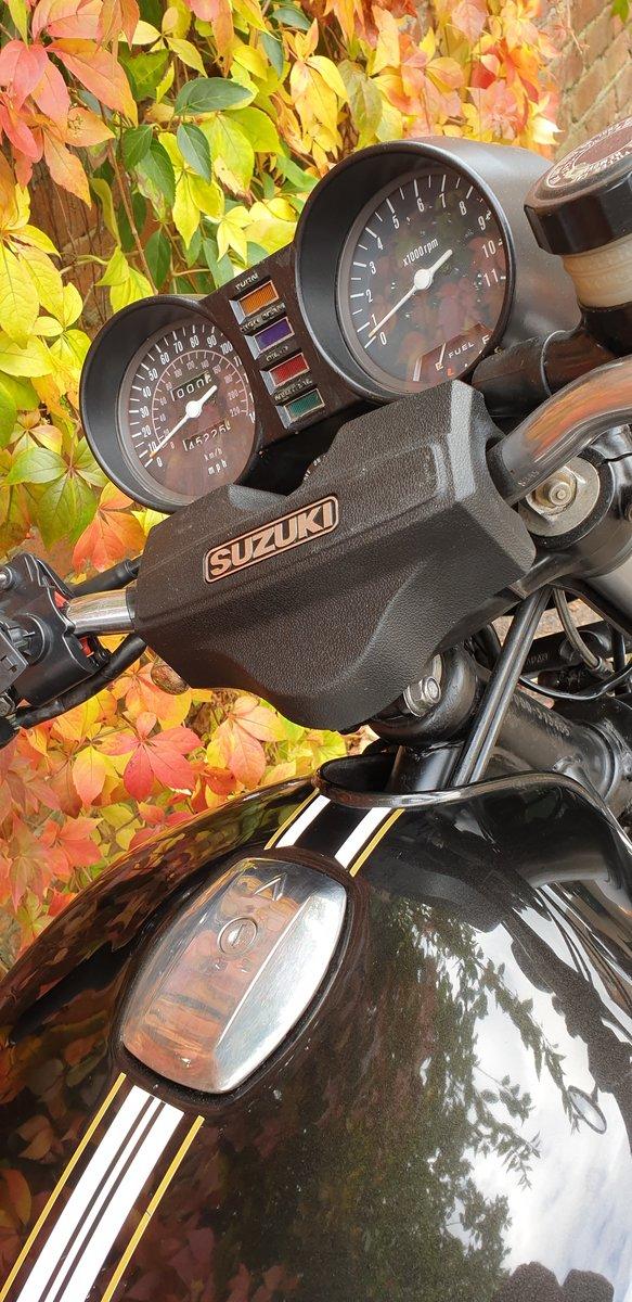 1979 SUZUKI GS1000 UK For Sale (picture 4 of 6)
