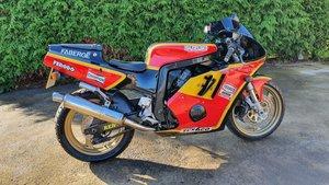 1990 Suzuki GSX – R 400, 400cc.