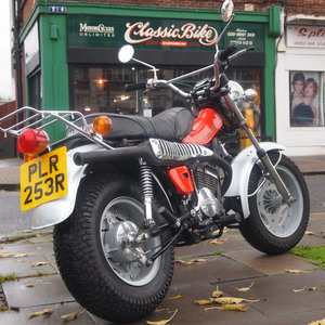 Picture of 1976 Suzuki RV125 Classic. RESERVED FOR FLOYD. SOLD