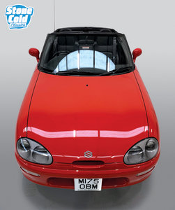 Picture of 1994 Suzuki Cappuccino 4,800 miles  2 owners  Stunning!! For Sale