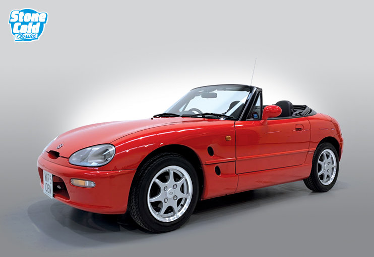 1994 Suzuki Cappuccino 4,800 miles  2 owners  Stunning!! For Sale (picture 1 of 25)