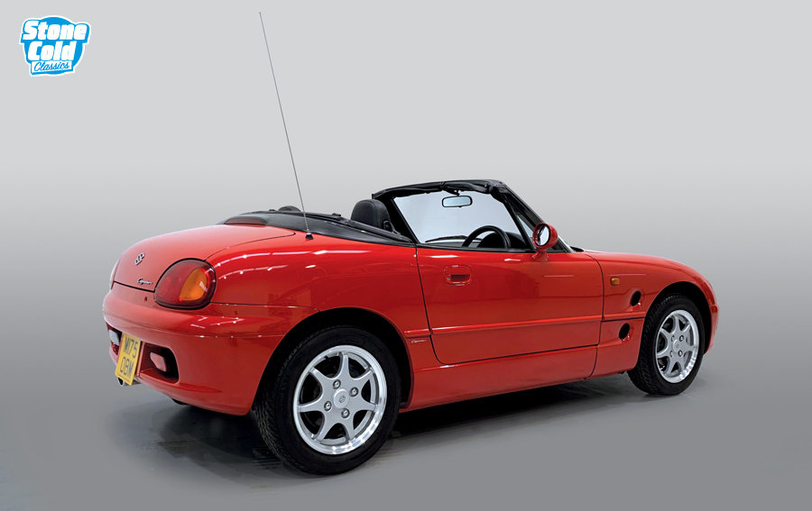 1994 Suzuki Cappuccino 4,800 miles  2 owners  Stunning!! For Sale (picture 2 of 25)