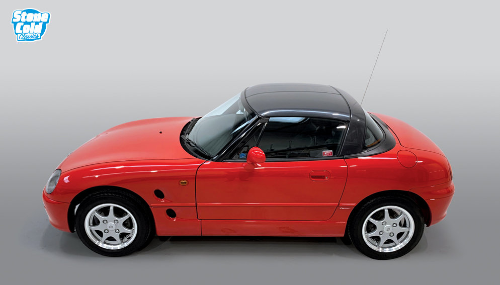 1994 Suzuki Cappuccino 4,800 miles  2 owners  Stunning!! For Sale (picture 3 of 25)
