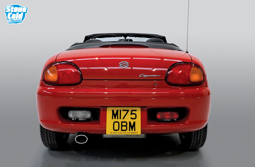1994 Suzuki Cappuccino 4,800 miles  2 owners  Stunning!! For Sale (picture 4 of 25)