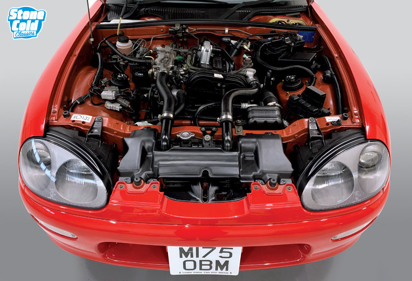 1994 Suzuki Cappuccino 4,800 miles  2 owners  Stunning!! For Sale (picture 5 of 25)