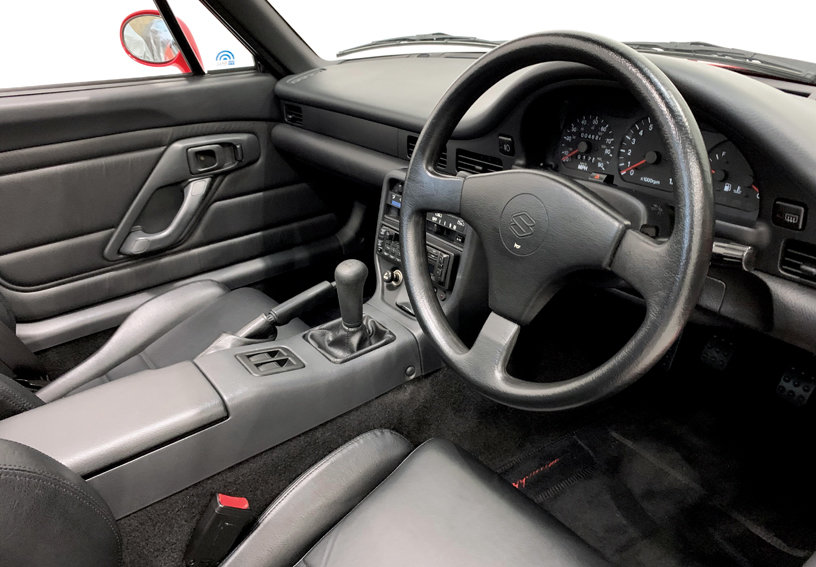 1994 Suzuki Cappuccino 4,800 miles  2 owners  Stunning!! For Sale (picture 7 of 25)