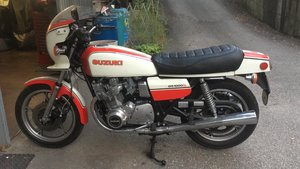 Suzuki GS1000S  Cooley rep