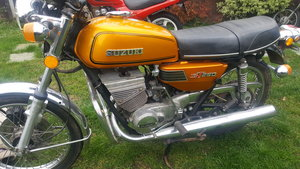 Picture of 1974 Suzuki GT 250