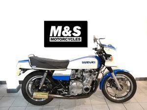 1980 Suzuki GS1000S