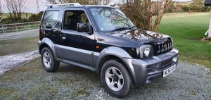 07 Suzuki Jimny 1.3 VVT JLX+ 2 owners FSH New Dec 2021 Mot
