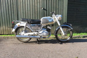 Picture of 1966 Suzuki 247cc T10 For Sale by Auction
