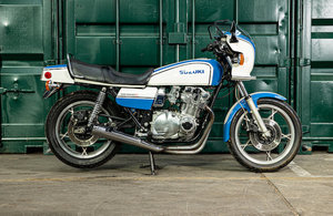 Suzuki GS1000 Wes Cooley Replica
