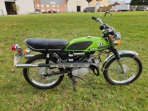 Picture of 1970 Suzuki T125 Stinger For Sale by Auction