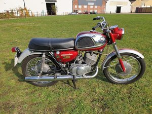 Picture of 1966 Suzuki 247cc T20 X6 Hustler For Sale by Auction