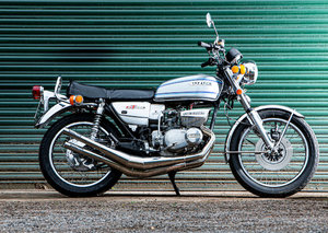 Picture of 1977 Suzuki GT380 For Sale by Auction