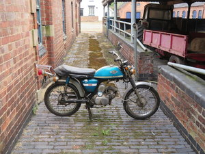 Picture of 1972 Suzuki AS50 Sports For Sale by Auction