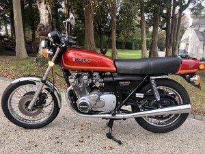 Suzuki GS750DB