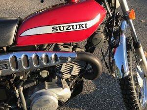 Picture of 1976 Suzuki TC185 For Sale