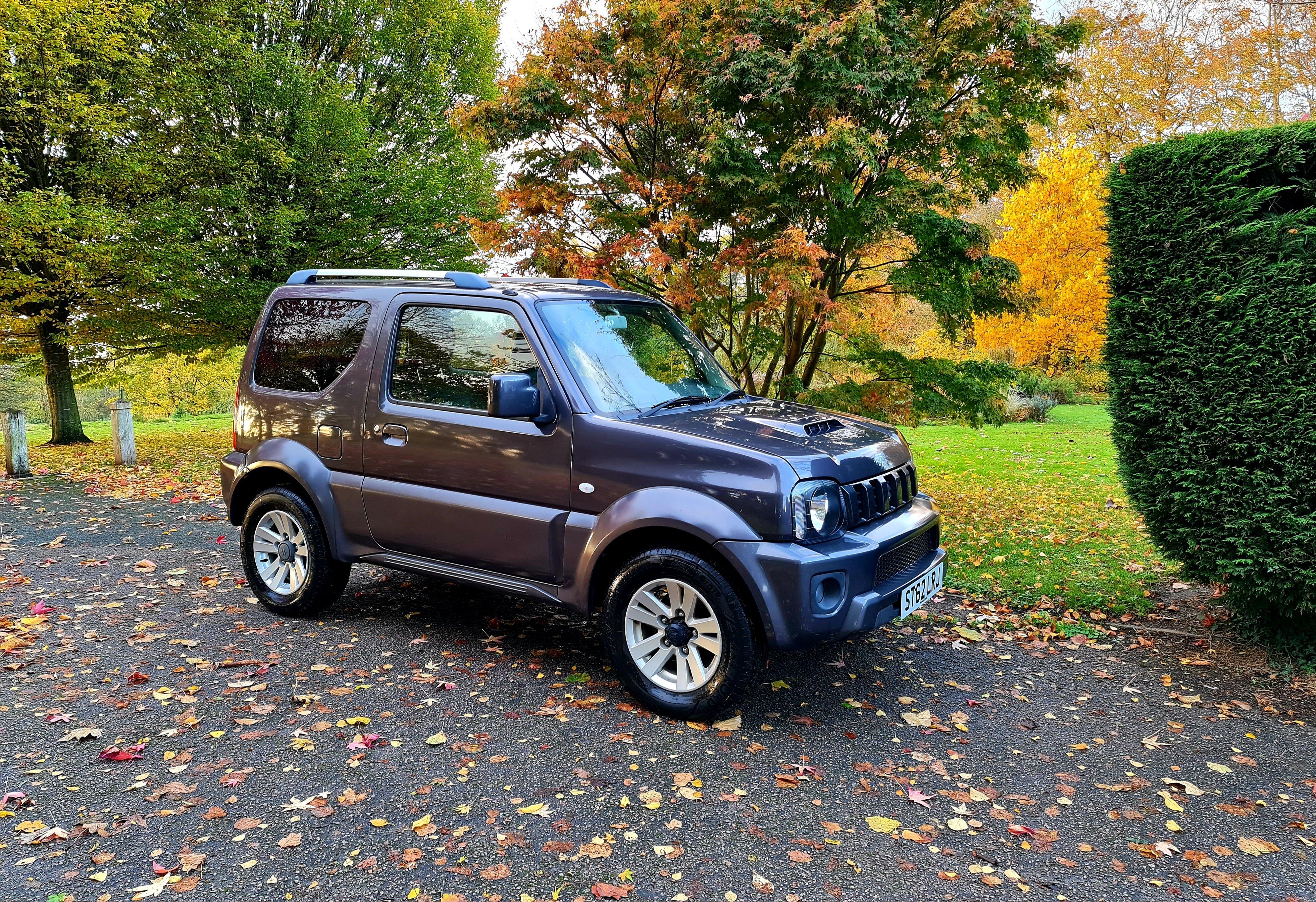 Suzuki jimny sz4! 67k-facelift! 12m-warranty!