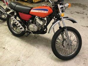 Suzuki TC125