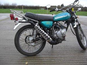 Picture of 1975 Suzuki TC100 For Sale