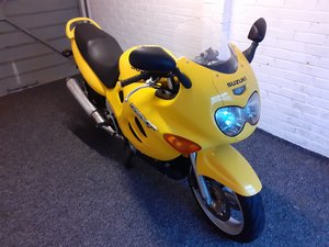 Picture of 1999 Suzuki GXS600FX Very Low Miles, FSH, Long MOT