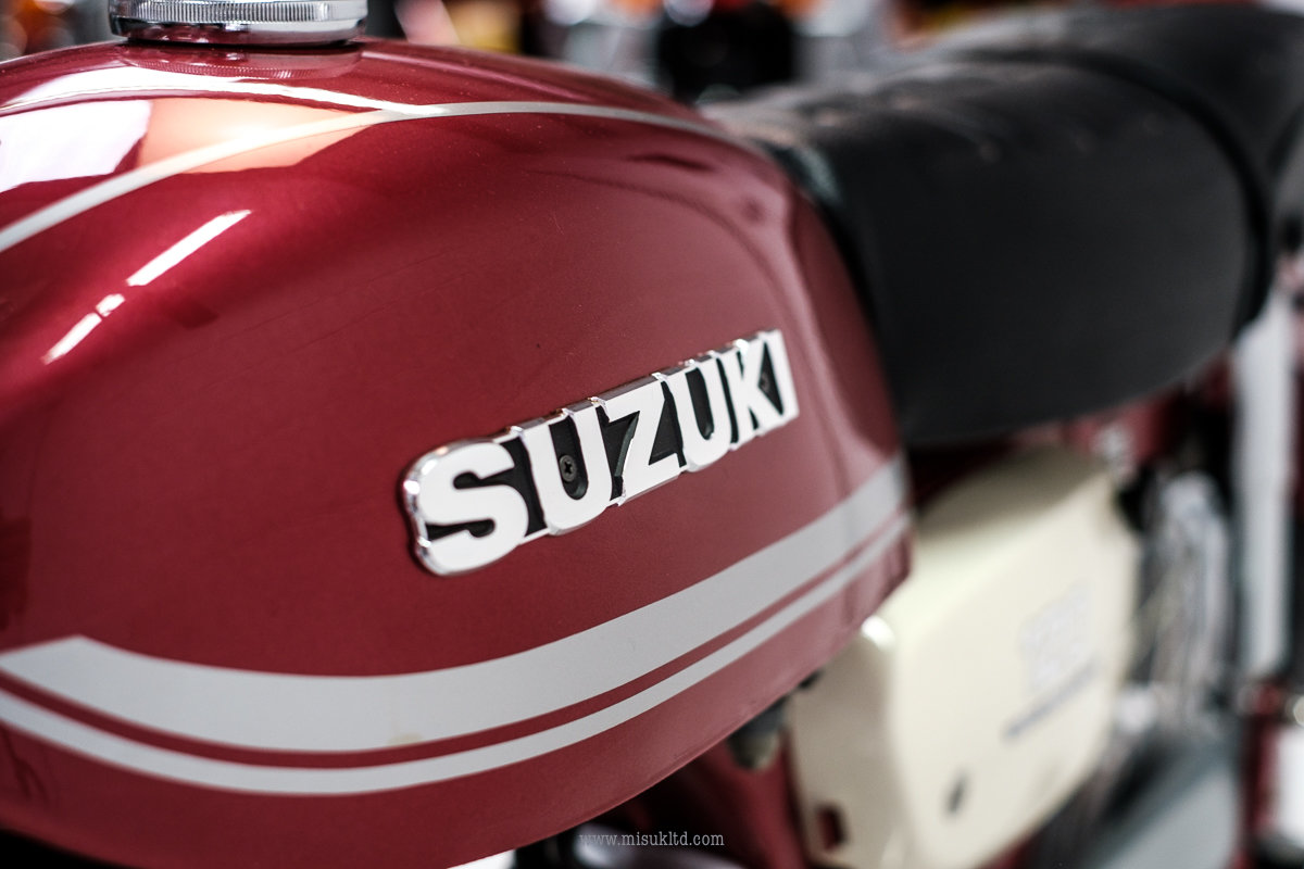 1976 Best in the UK ? Suzuki B120 For Sale (picture 6 of 8)